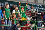 DESCRIZIONE : Eurolega Euroleague 2014/15 Gir.A Dinamo Banco di Sardegna Sassari - Zalgiris Kaunas<br /> GIOCATORE : Tifosi Kaunas<br /> CATEGORIA : Tifosi Pubblico Spettatori<br /> SQUADRA : Zalgiris Kaunas<br /> EVENTO : Eurolega Euroleague 2014/2015<br /> GARA : Dinamo Banco di Sardegna Sassari - Zalgiris Kaunas<br /> DATA : 14/11/2014<br /> SPORT : Pallacanestro <br /> AUTORE : Agenzia Ciamillo-Castoria / Luigi Canu<br /> Galleria : Eurolega Euroleague 2014/2015<br /> Fotonotizia : Eurolega Euroleague 2014/15 Gir.A Dinamo Banco di Sardegna Sassari - Zalgiris Kaunas<br /> Predefinita :