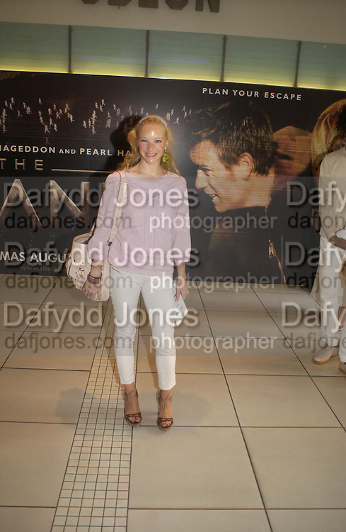 "Nathalie Press. The UK Premiere of ""The Island"" at the Odeon Leicester Square, London. 7 August 2005. , ONE TIME USE ONLY - DO NOT ARCHIVE  © Copyright Photograph by Dafydd Jones 66 Stockwell Park Rd. London SW9 0DA Tel 020 7733 0108 www.dafjones.com"