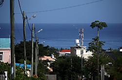 MAURITIUS FLIC EN FLAC 4MAY13 - General view of Flic en Flac, Mauritius.<br /> <br /> jre/Photo by Jiri Rezac / Greenpeace