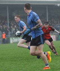 Westport's corner back Niall McManamon