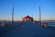 Huntington Beach at Dawn