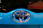 Car Logo, Toyota