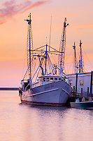 Gallant FoxIs the name of a fishing trawler docked in Wancheese harbor North Carolina.