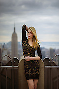 Model Fashion and lifestyle photo shoot in NYC