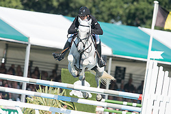 Paget Jonathan, (NZL), Shady Grey<br /> Land Rover Burghley Horse Trials - Stamford 2015<br /> © Hippo Foto - Jon Stroud