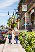 Tourism in Old Town Temecula