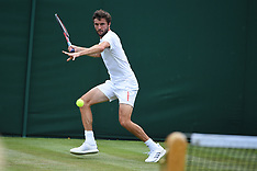 Wimbledon Day 2 - 2 July 2019
