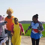 L'Horizon d'Emilie Carpentier<br /> avec Tracy Nganare, Stanley Guirand, Nila Hali, Assmar Abdillah, René Hernandez
