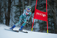 SPS Giant Slalom at Proctor/Blackwater Ski Area.  ©2017 Karen Bobotas Photographer