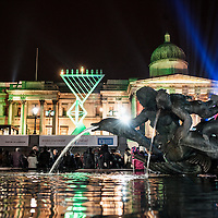 Chanukah in the Square (CST) 17.12.2014