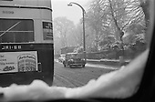 1968 - Snow in Dublin