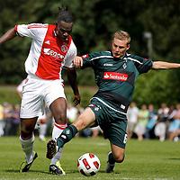 Ajax - Borussia Monchengladbach - Otten cup 2011