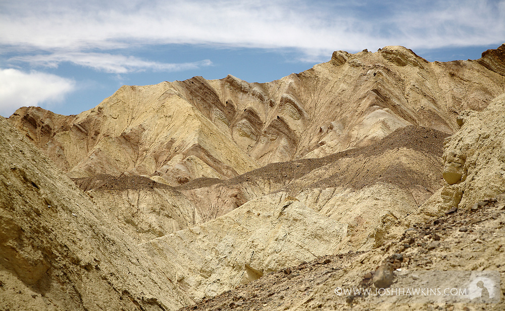 Death Valley National Park -  Golden Canyon