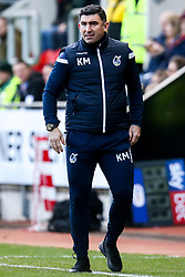 Bristol Rovers coach Kevin Maher - Mandatory by-line: Robbie Stephenson/JMP - 18/01/2020 - FOOTBALL - Aesseal New York Stadium - Rotherham, England - Rotherham United v Bristol Rovers - Sky Bet League One