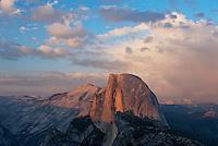 Half-Dome Sunset at Yosemite National park, California
