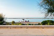 Waterfront of San Girolamo neighbourhood in Bari on 31 July 2019. Christian Mantuano / OneShot