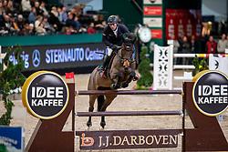 Dreher Hans-Dieter, GER, Berlinda<br /> Leipzig - Partner Pferd 2019<br /> © Hippo Foto - Stefan Lafrentz