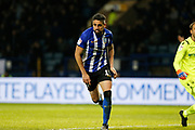 Marco André Silvas Lopes Matias of Sheffield Wednesday Celebrates scoring a goal during the EFL Sky Bet Championship match between Sheffield Wednesday and Nottingham Forest at Hillsborough, Sheffield, England on 9 April 2019.