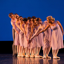 University Theatre Dance Company 2014