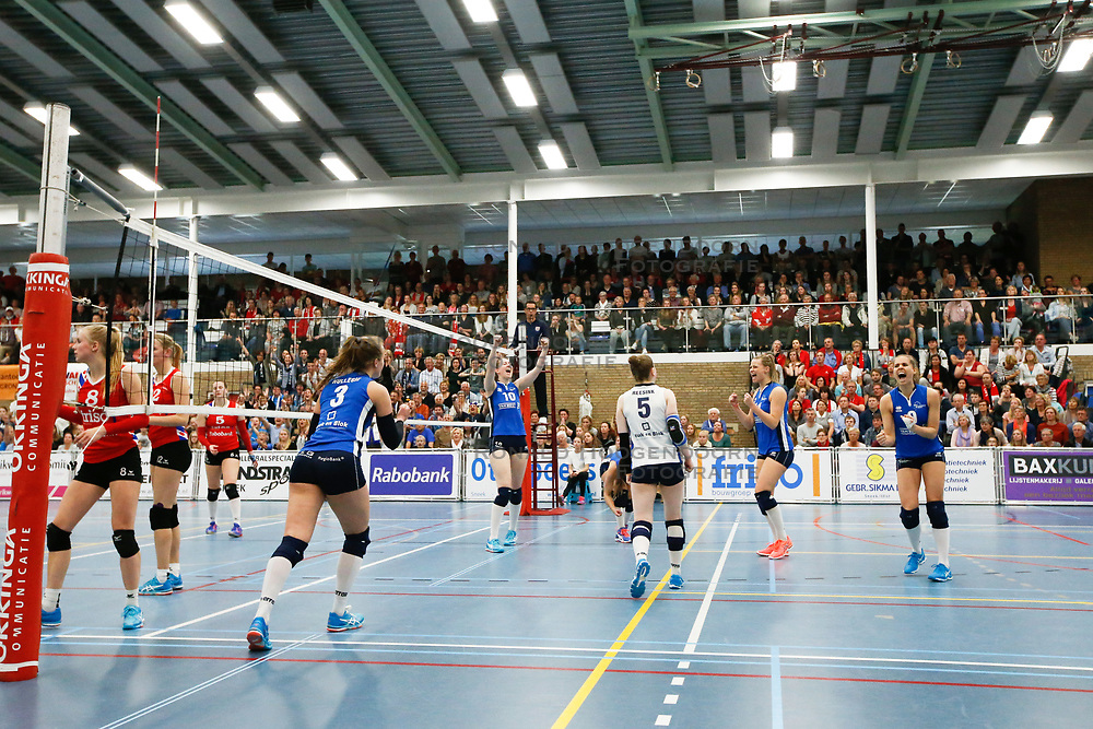 20170430 NED: Eredivisie, VC Sneek - Sliedrecht Sport: Sneek<br />Overview Sneker Sporthal, Sneek <br />&copy;2017-FotoHoogendoorn.nl / Pim Waslander