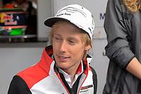 Brendon Hartley, #1, Porsche Team, Porsche 919 Hybrid, LMP1,Michelin,. Le Mans 24 Hr June 2016 at Circuit de la Sarthe, Le Mans, Pays de la Loire, France. June 14 2016. World Copyright Peter Taylor/PSP.