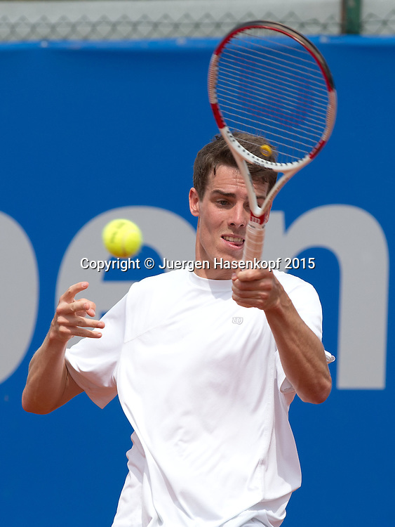 BMW Open 2015, Mats Moraing (GER)<br /> Tennis - ATP -  Muenchen  - Germany  -