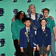Jamie Campbell Bower attend The Diana Award anti-bullying week at Alexandra Palace on 12 November 2018, London, UK.
