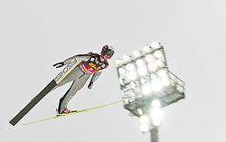 30.12.2011, Schattenbergschanze / Erdinger Arena, GER, Vierschanzentournee, FIS Weldcup, Probedurchgang, Ski Springen, im Bild Lukas Hlava (CZE) // Lukas Hlava of Czech Republic during the trial round at 60th Four-Hills-Tournament, FIS World Cup in Oberstdorf, Germany on 2011/12/30. EXPA Pictures © 2011, PhotoCredit: EXPA/ P.Rinderer