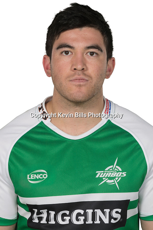 "Nehe Milner-Skudder - Headshots of the Manawatu ""Turbos"" ITM Cup rugby team. 23 July 2014. Photo: Manawatu Rugby Union"