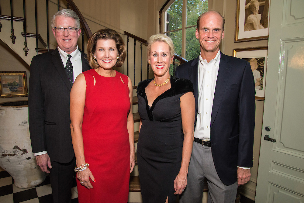 Charlie and Laura Niewold, Sarah and Rick Reisner
