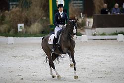 Ferrer-Salat Beatriz, ESP, Sir Radjah<br /> World Dressage Masters<br /> CHI de Genève 2016<br /> © Hippo Foto - Dirk Caremans<br /> 10/12/2016