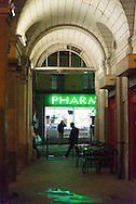 Paris 10th district. covered passage