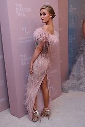 September 15, 2018 - New York City, New York, USA - 9/13/18.Paris Hilton at Rihanna''s 4th Annual Diamond Ball held at Cipriani Wall Street in New York City..(NYC) (Credit Image: © Starmax/Newscom via ZUMA Press)