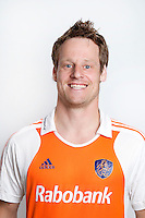 ROTTERDAM -  Taeke Taekema, Nederlands Hockeyteam Mannen. FOTO KOEN SUYK voor KNHB