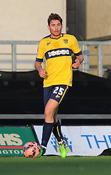Oxford United's Joe Riley - Photo mandatory by-line: Paul Knight/JMP - Mobile: 07966 386802 - 06/12/2014 - SPORT - Football - Oxford - Kassam Stadium - Oxford United v Tranmere Rovers - FA Cup Second Round