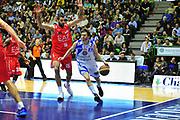 DESCRIZIONE : Sassari Lega A 2012-13 Dinamo Sassari - Armani Milano<br /> GIOCATORE :Travis Diener<br /> CATEGORIA :Palleggio<br /> SQUADRA : Dinamo Sassari<br /> EVENTO : Campionato Lega A 2012-2013 <br /> GARA : Dinamo Sassari - Armani Milano<br /> DATA : 30/03/2013<br /> SPORT : Pallacanestro <br /> AUTORE : Agenzia Ciamillo-Castoria/M.Turrini<br /> Galleria : Lega Basket A 2012-2013  <br /> Fotonotizia : Sassari Lega A 2012-13 Dinamo Sassari - Armani Milano<br /> Predefinita :