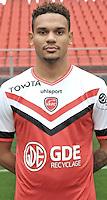 Kenny LALA - 19.10.2014 - Portrait Officiel Valenciennes - Ligue 2<br /> Photo : Icon Sport