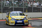 James Courntey of Stone Brothers Racing on the way to 2nd in Race 1 of the Clipsal 500 on the streets of Adelaide, South Australia ~ Round 1 of the 2007 V8 Supercar Series on Saturday 3rd March 2007. Photo: Clay Cross/PHOTOSPORT