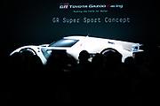 GR Super Sport Concept<br /> TOYOTA GAZOO  Racing. <br /> Le Mans 24 Hours Race, 11th to 17th June 2018<br /> Circuit de la Sarthe, Le Mans, France.