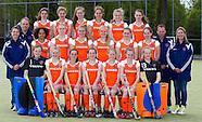2011 Nederlands Meisjes A