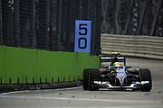 September 18-21, 2014 : Singapore Formula One Grand Prix - Esteban Gutierrez (MEX), Sauber-Ferrari