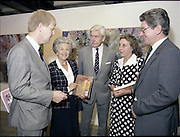 10/09/1988<br /> 09/10/1988<br /> 10 September 1988<br /> ROSC 1988 Exhibition at the Guinness Hop Store. <br /> Sir Norman Mcfarlane visits ROSC '88.