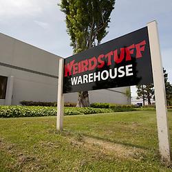 Weird Stuff Warehouse, Sunnyvale, CA
