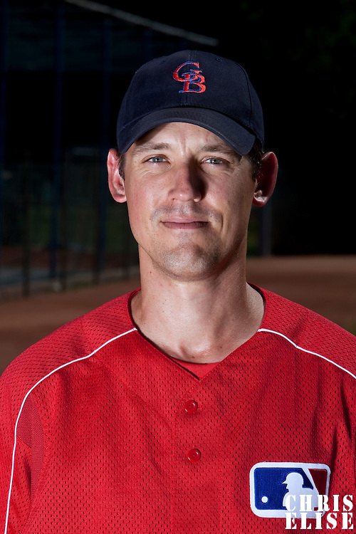 Baseball - MLB European Academy - Tirrenia (Italy) - 20/08/2009 - Jason Holowaty
