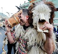 Zvoncari, Rijeka Carnival 2012, Rijeka, Croatia