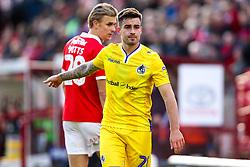 Michael Kelly of Bristol Rovers - Mandatory by-line: Robbie Stephenson/JMP - 27/10/2018 - FOOTBALL - Oakwell Stadium - Barnsley, England - Barnsley v Bristol Rovers - Sky Bet League One