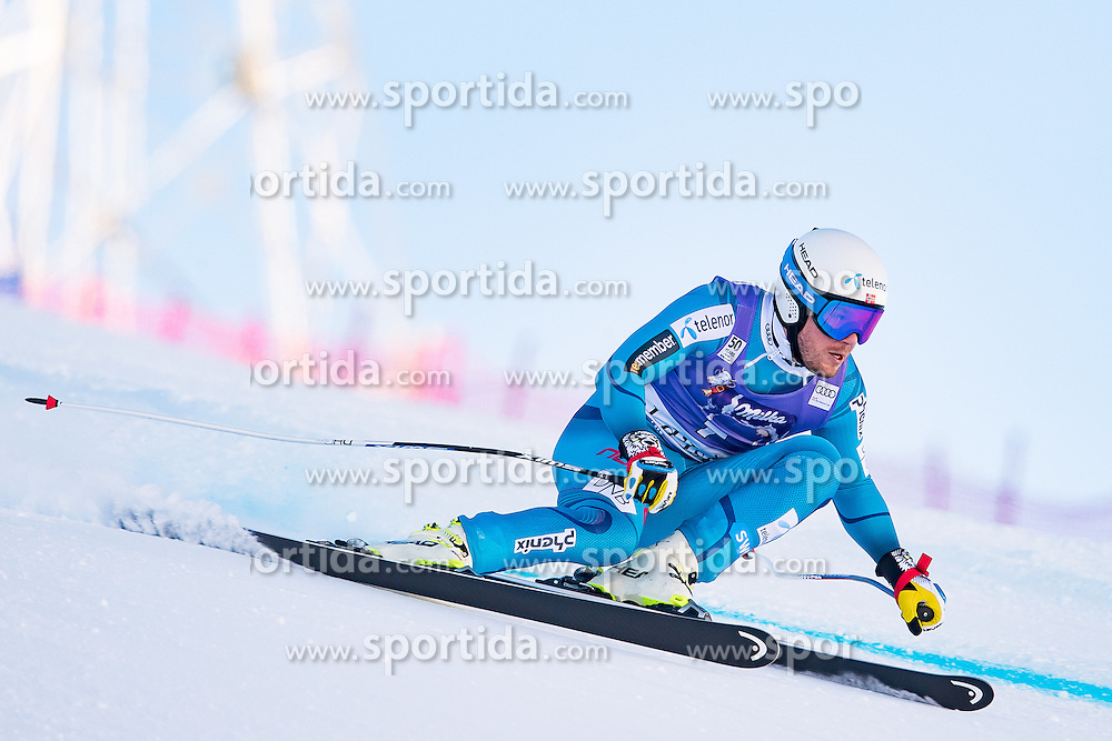 02.12.2016, Val d Isere, FRA, FIS Weltcup Ski Alpin, Val d Isere, Super G, Herren, im Bild Kjetil Jansrud (NOR, 1. Plaz) // race winner Kjetil Jansrud of Norway in action during the race of men's SuperG of the Val d'Isere FIS Ski Alpine World Cup. Val d'Isere, France on 2016/02/12. EXPA Pictures © 2016, PhotoCredit: EXPA/ Johann Groder