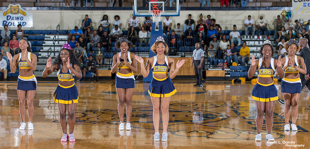 2016-17 A&T Men's Basketball vs Savannah State\ www.ncataggies.com - Photo by: Kevin L. Dorsey
