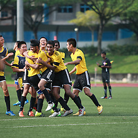 2016 National A Div Football: VJC vs ACJC