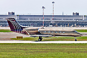 Private Jet Aerospace G-IV-X Gulfstream G450. at Milan - Malpensa (MXP / LIMC) Italy